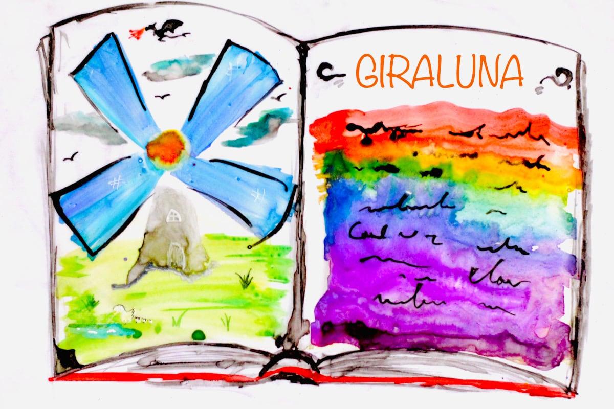 Audiocuento Giraluna.