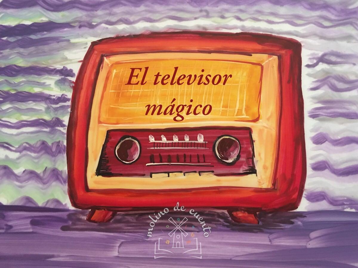 Molinovela El televisor mágico