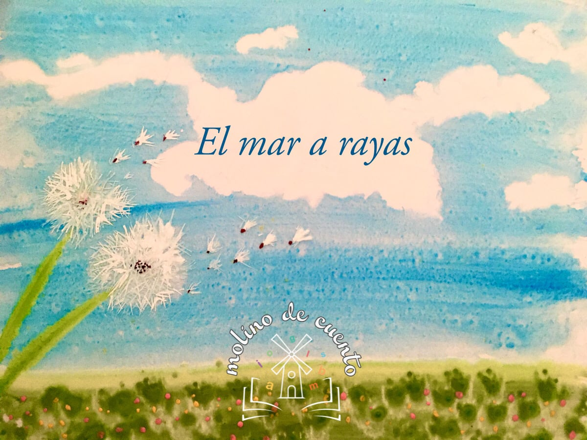 Audio Cuento El Mar a Rayas